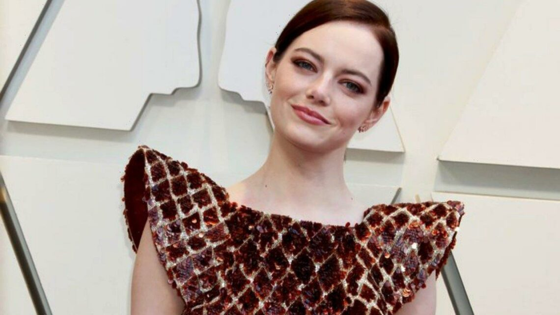 Emma Stone Turns Heads in Black Suit at Her First Red Carpet Since Giving Birth