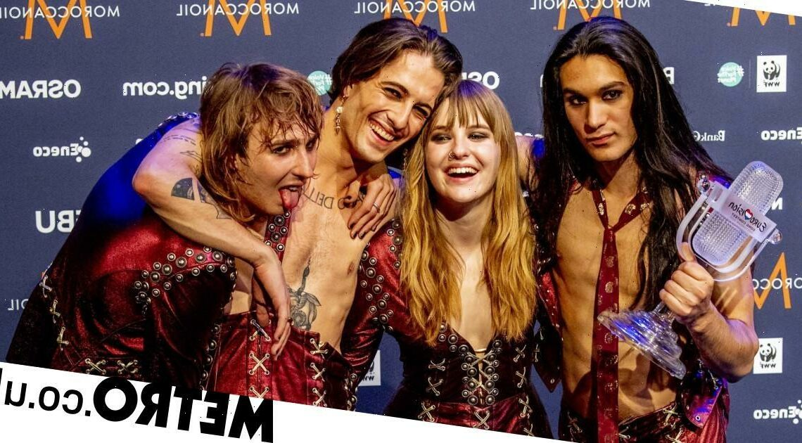 Eurovision 2021: Who are Maneskin, winners of this year's competition?