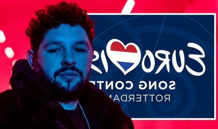 Eurovision 2021: Who is James Newman? Meet this year's UK entry