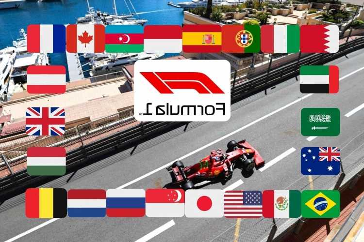 F1 calendar 2021: Grand Prix times, schedule, tracks with Monaco Grand Prix next but Turkey GP AXED and Styrian GP added