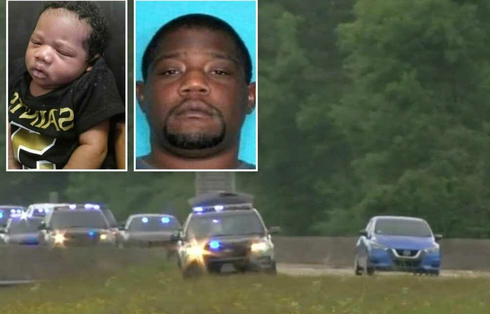 Father used infant son as human shield in shootout with cops: report