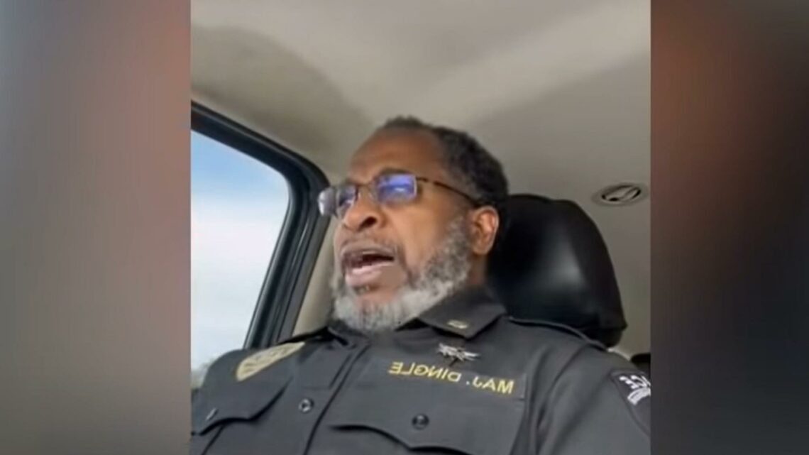 Fed-up Georgia cop's emotional TikTok rant on law enforcement goes viral