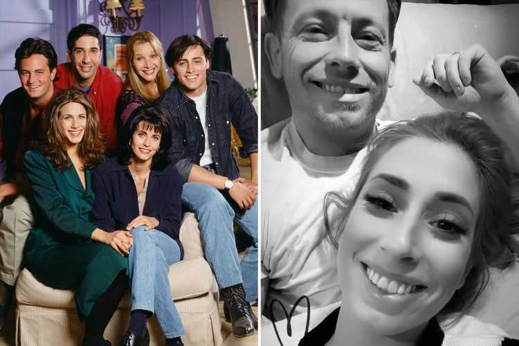 Friends reunion leaves stars in tears as Stacey Solomon says Joe Swash 'cry the whole time' and Vicky Pattison 'sobs'