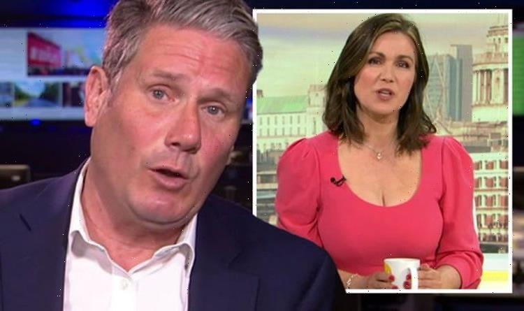 GMB viewers blast 'car crash' Keir Starmer interview: 'Embarrassing'