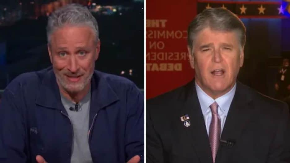 Hannity Agrees With…Jon Stewart? Unlikely Allies Share Vet Affairs View