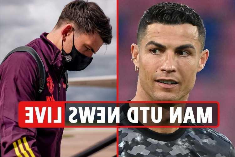 Harry Maguire flies to Gdansk for Europa final, Ronaldo Man Utd return LATEST, £150m Kane updates, Lingard EXCLUSIVE