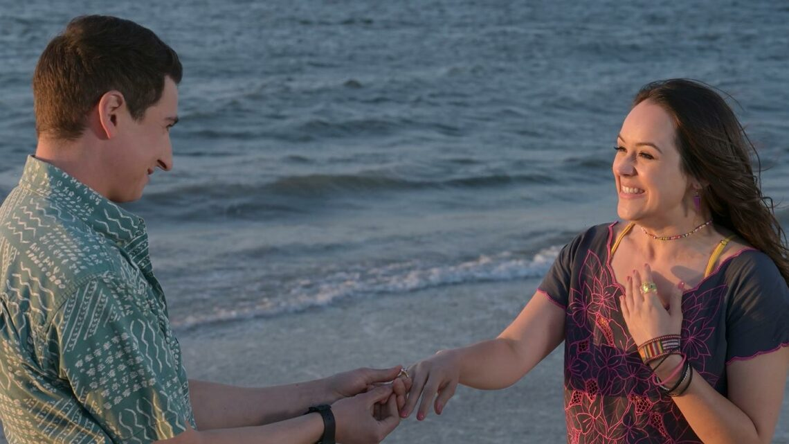 Hayley Orrantia & Sam Lerner Get Engaged In 'The Goldbergs' Season 8 Finale