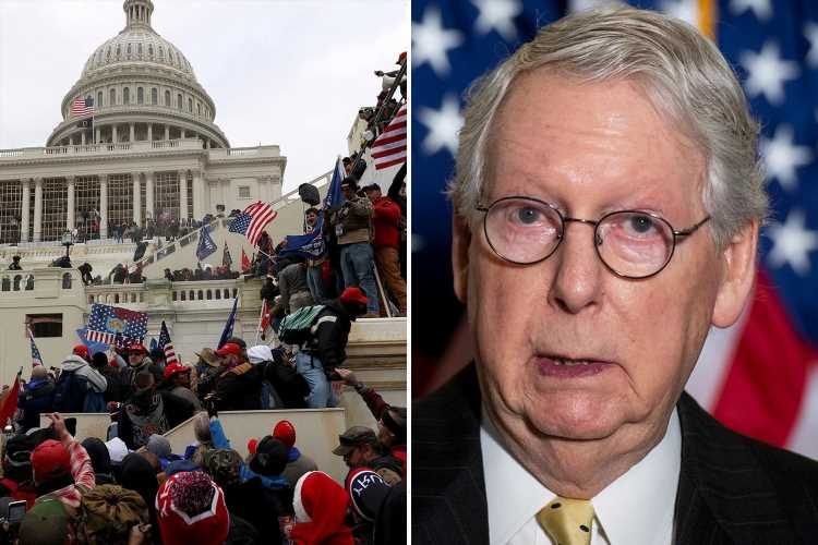 House votes to create January 6 Commission to investigate Capitol riot – but Senate GOP set to scupper 'biased' probe