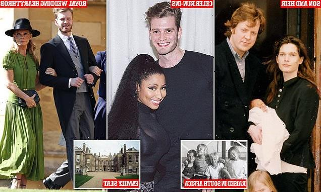 How Princess Diana's nephew became the 'poster boy of primogeniture'