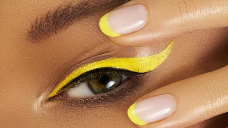How To Start Using Colorful Eyeliner In Your Everyday Makeup Look
