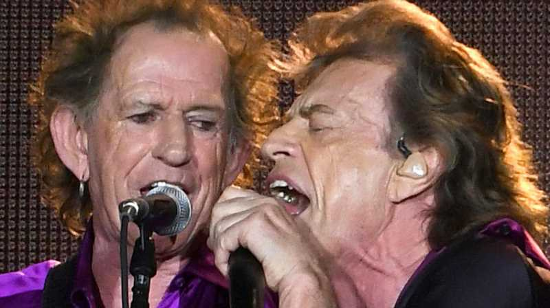 Inside Mick Jagger And Keith Richards' Difficult Relationship