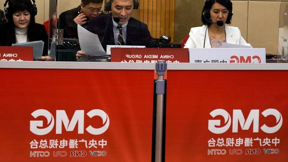 Israel accuses Chinese state TV of 'blatant anti-Semitism'