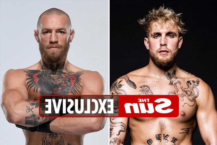 Jake Paul eyes $100m Conor McGregor fight in 2022 and predicts 3m PPV sales… making it third highest boxing match ever