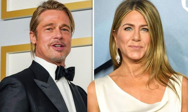 Jennifer Aniston gushes over 'wonderful' ex-husband Brad Pitt amid Friends reunion