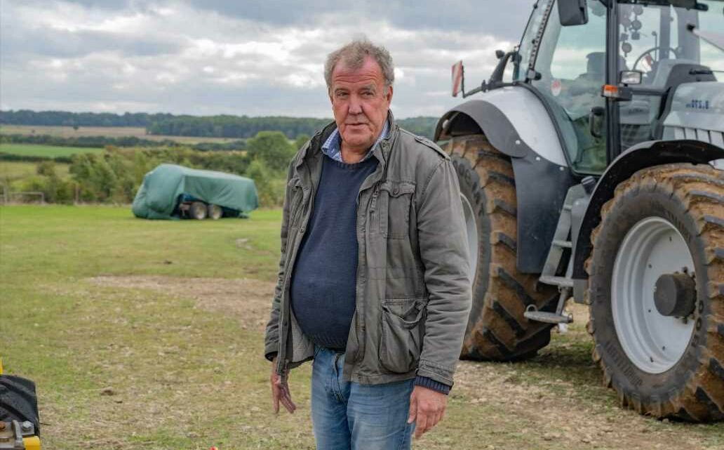 Jeremy Clarkson admits he 'drank himself silly' and is the 'unfittest he's ever been' after lockdown on farm