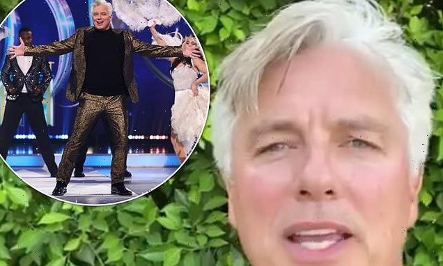 John Barrowman breaks silence after admitting exposing himself on set