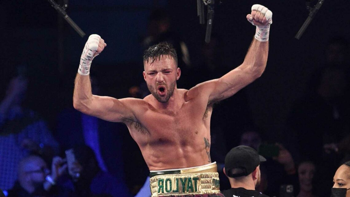 Josh Taylor crowned undisputed super-lightweight champion after beating Jose Ramirez on points with two knockdowns