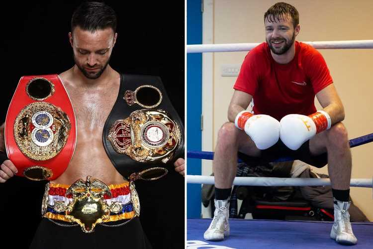 Josh Taylor ready for undisputed title shot – as he reveals return to golf 20 years after cousin shattered his cheek