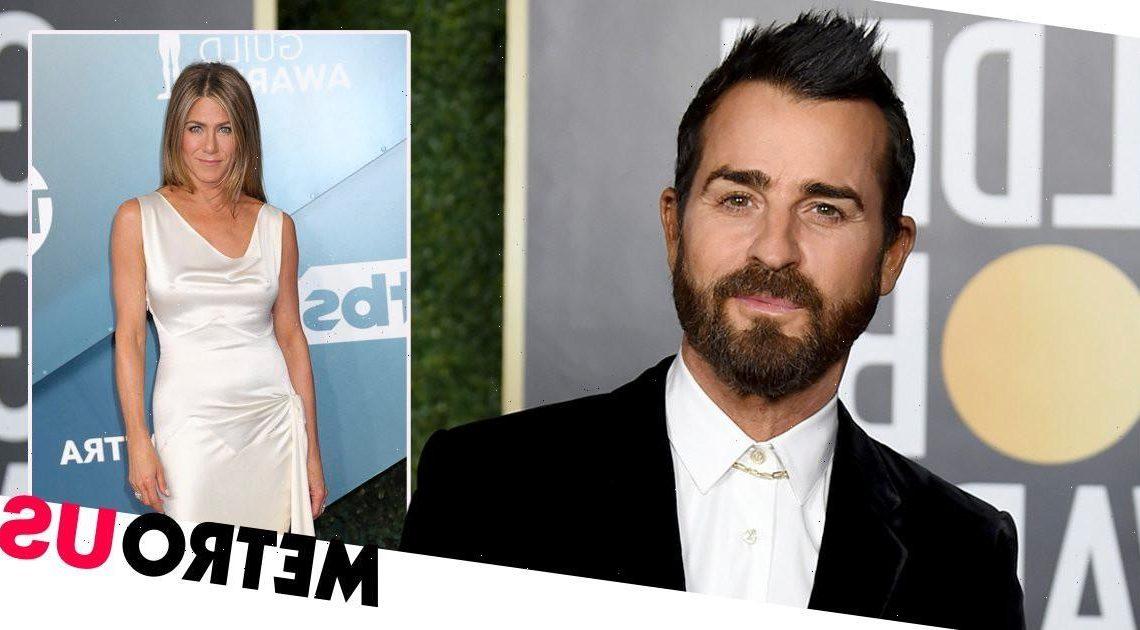 Justin Theroux found public scrutiny of Jennifer Aniston romance 'frustrating'