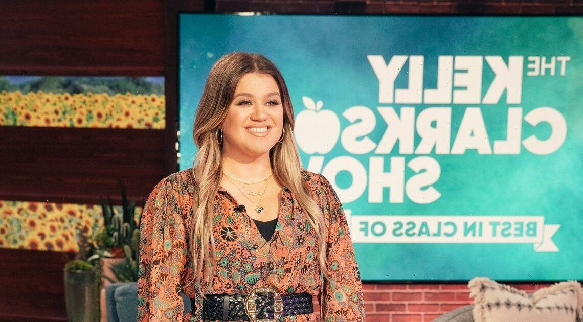 Kelly Clarkson to replace Ellen DeGeneres with her own daytime TV show