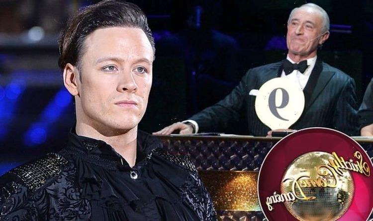 Kevin Clifton addresses rumour he's Len Goodman's godson amid Strictly favouritism claim