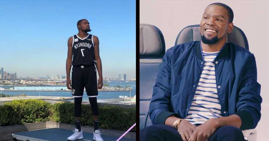 Kevin Durant's Jersey Is Poised To Earn Big Bucks At Memorabilia Auction