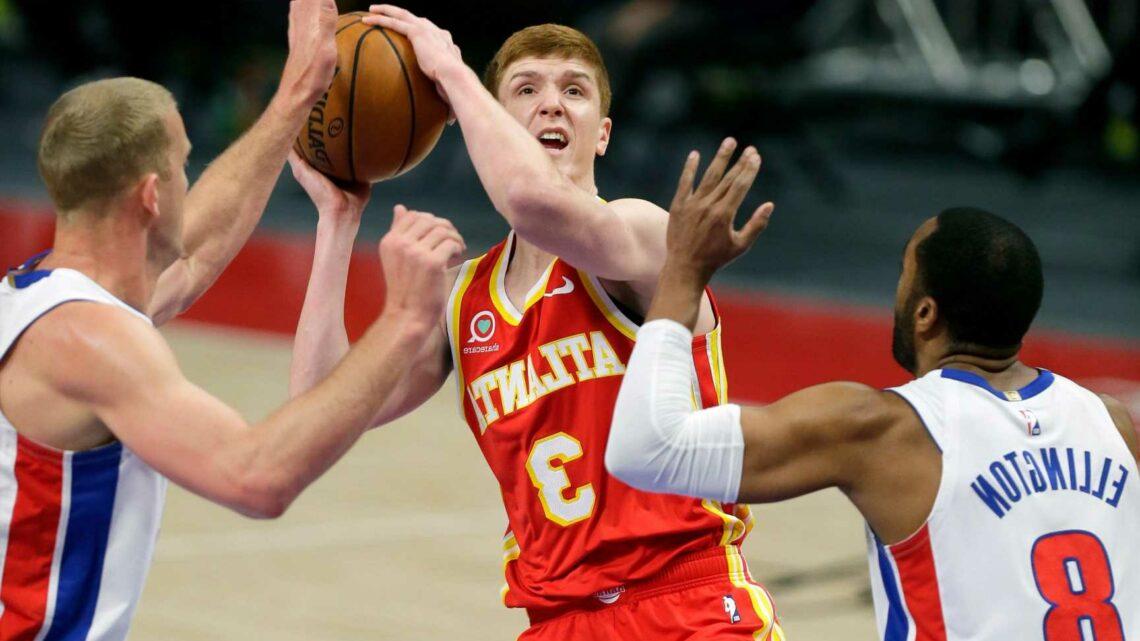 Kevin Huerter believes Hawks can flip script on Knicks: 'Like the matchup'