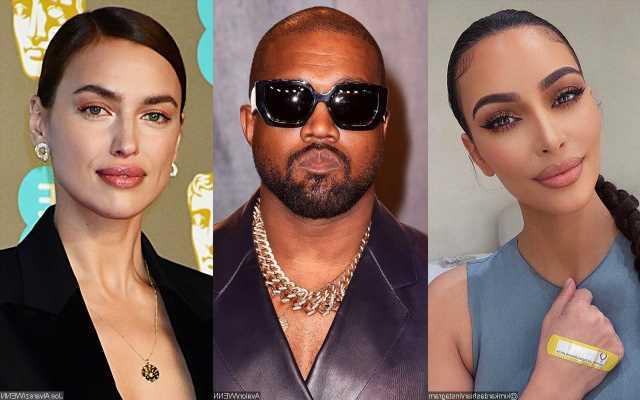 Kim Kardashian Does Not Believe in Rumors About Kanye West Dating Irina Shayk