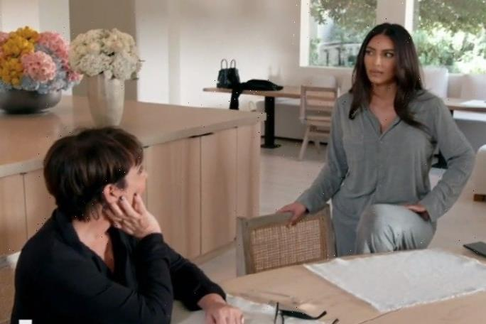 Kim Kardashian slams her $60M LA mansion with Kanye as a 'money pit' in 'constant construction' on KUWTK during divorce