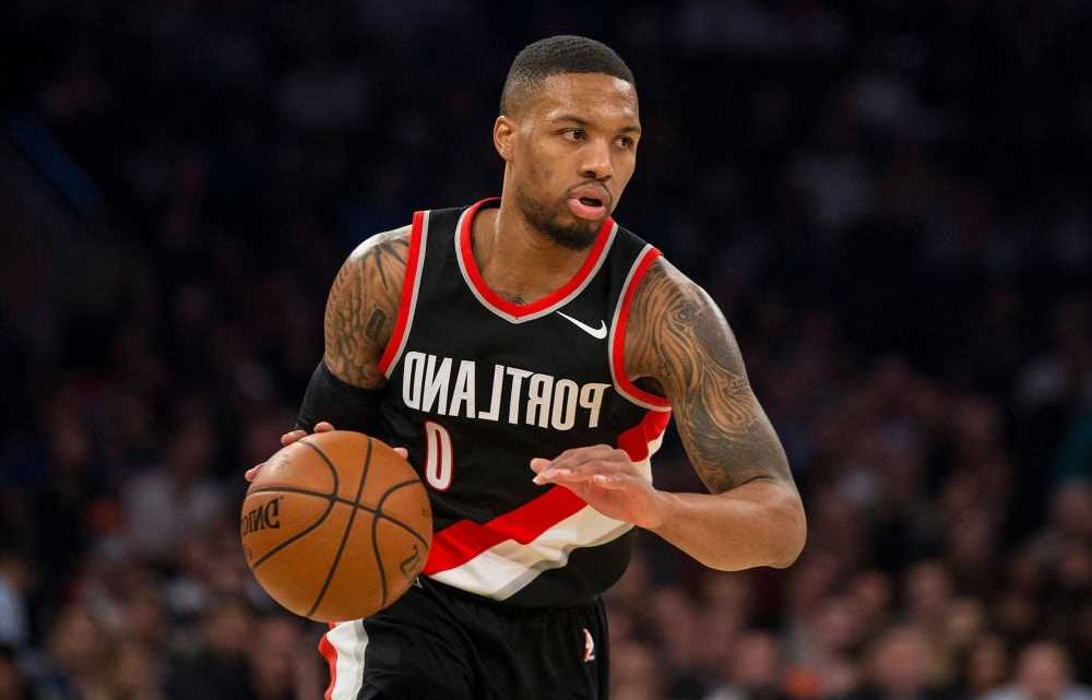 Knicks watching for opportunity to pry Damian Lillard from Blazers