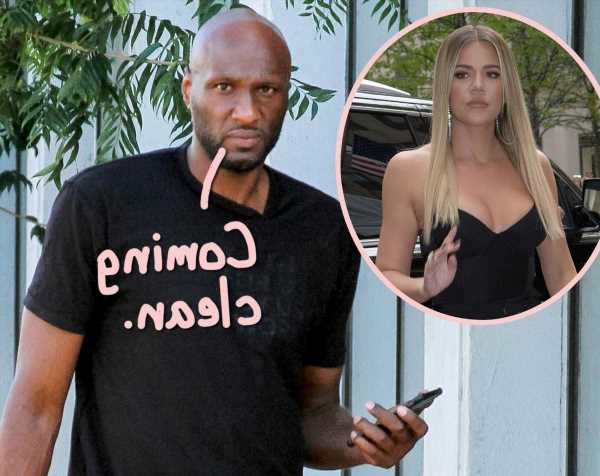 Lamar Odom Reveals Exactly Why He's Not On Speaking Terms With Khloé Kardashian