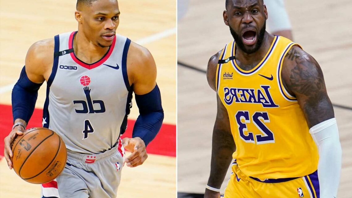 LeBron James' demand after fan dumped popcorn on Russell Westbrook
