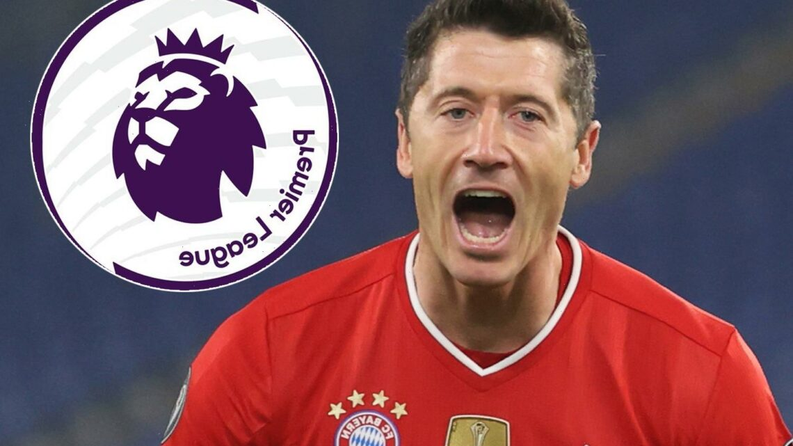 Lewandowski 'considering Premier League transfer' if Bayern don't bump up wages with Chelsea and Man Utd past admirers