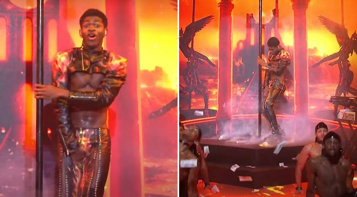 Lil Nas X's Saturday Night Live Debut Was Nothing Short of Spectacular