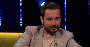 Line of Duty star Martin Compston says he's 'on board' with wild fan theory