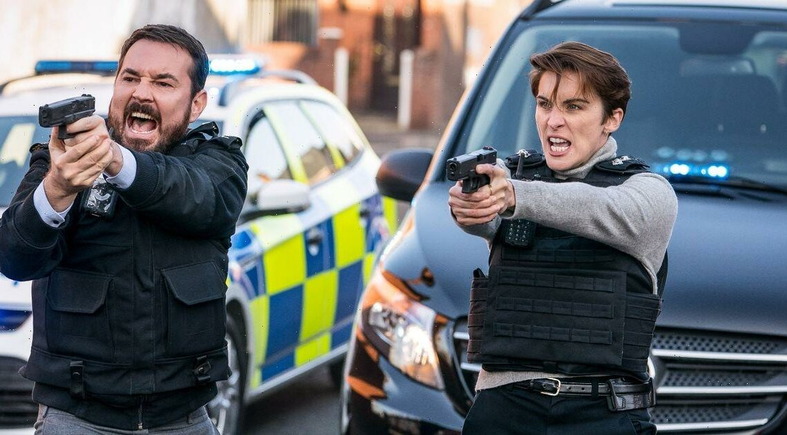 Line of Duty's Kate and Steve in gun showdown as H finally set to be exposed