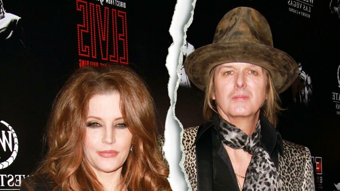 Lisa Marie Presley Is Divorced From Michael Lockwood 4 Years After Split