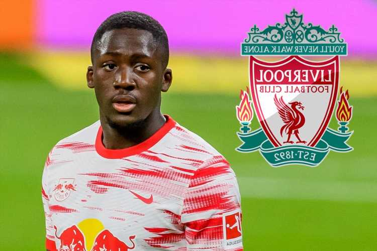 Liverpool trigger Ibrahima Konate's £36m transfer release clause from RB Leipzig and agree personal terms over deal