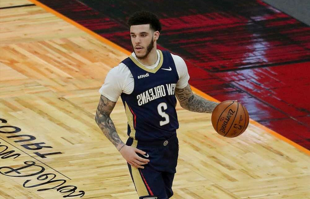 Lonzo Ball gives clue about Pelicans future with Knicks potentially looming