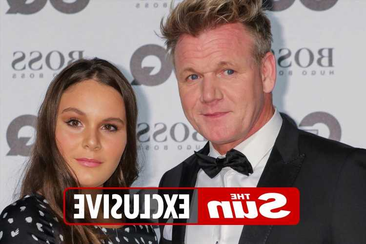Love Island line up Gordon Ramsay's model daughter Holly, 21 to join this year's show