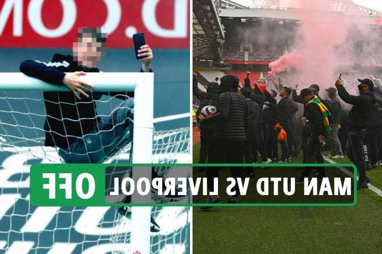 Man Utd P-P Liverpool LIVE: Rescheduled date latest as first arrest made after anti-Glazer protests – updates