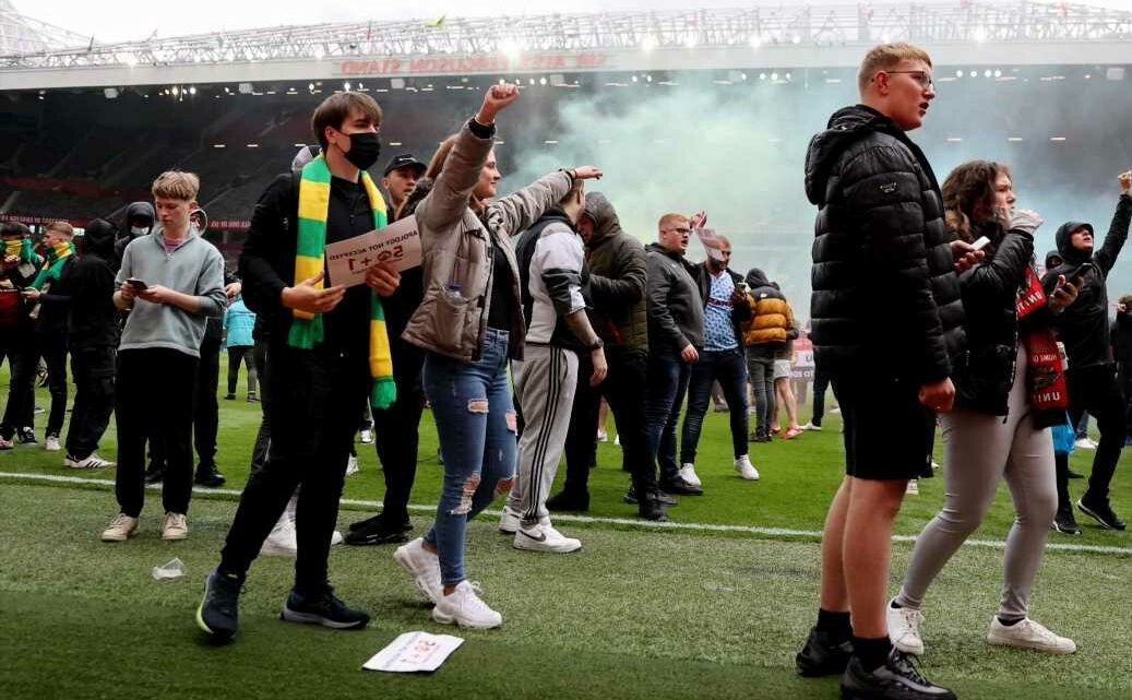 Man Utd fans to protest Glazer family AGAIN and could target rescheduled Liverpool game