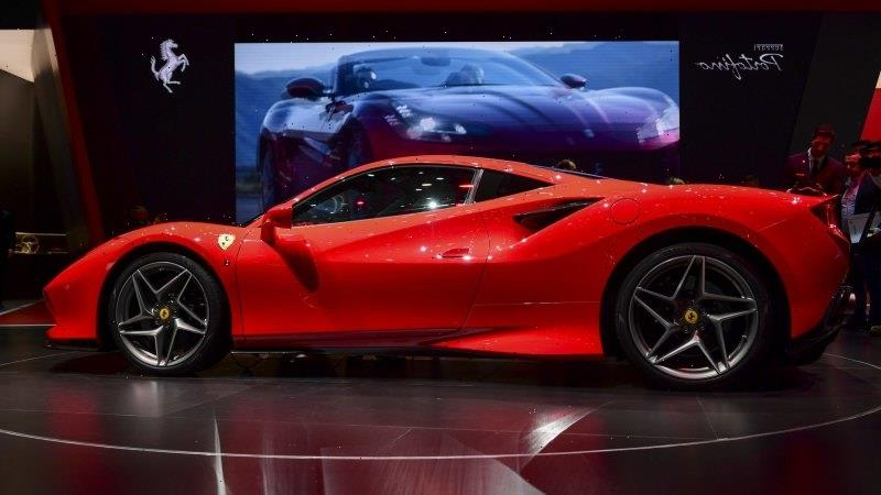 Man accused of spending COVID relief cash on Ferrari, Lamborghini