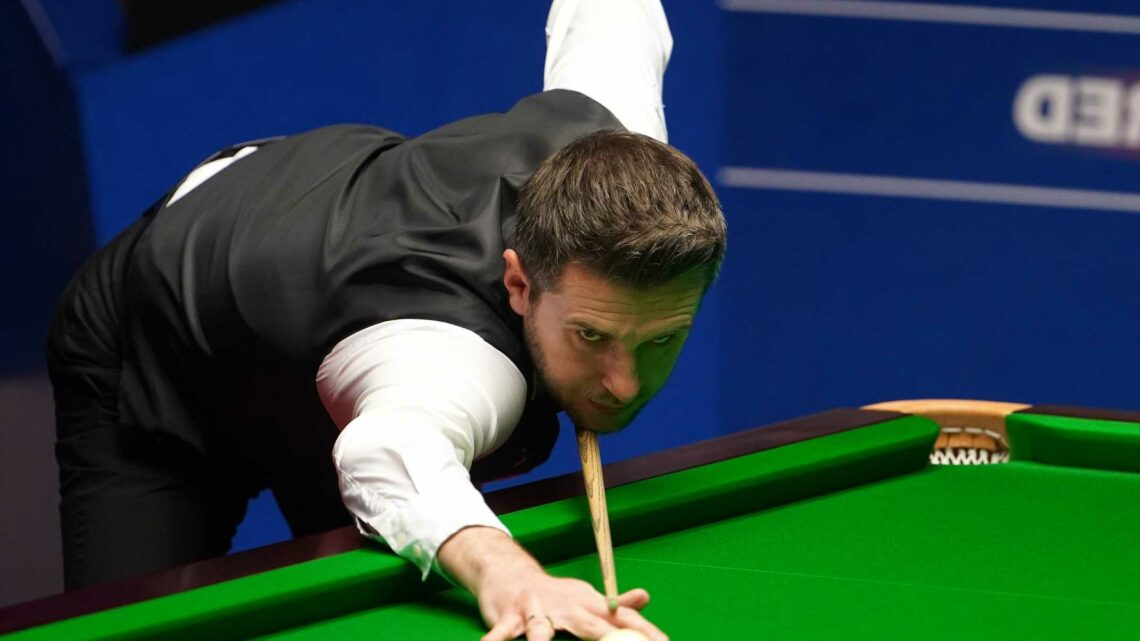 Mark Selby wins World Snooker Championship for fourth time after beating Shaun Murphy in epic final