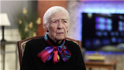 Mary V. Ahern Dies: Pioneering 'Omnibus' Producer, First Paley Center Curator Was 98