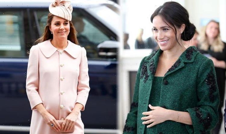 Meghan Markle's pregnancy style 'more trendy' than 'elegant' Kate Middleton