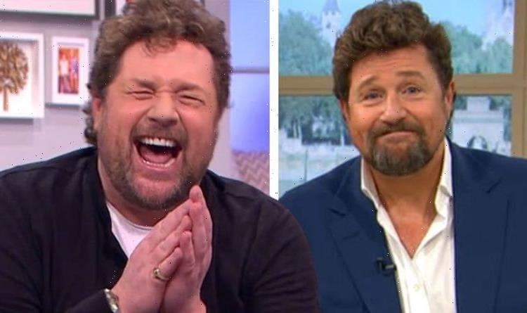 Michael Ball made up 'back injury and heart condition' in order to skip acting classes