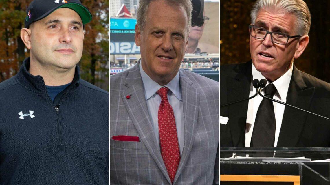 Michael Kay feels 'more pressure' to win ratings war against Craig Carton