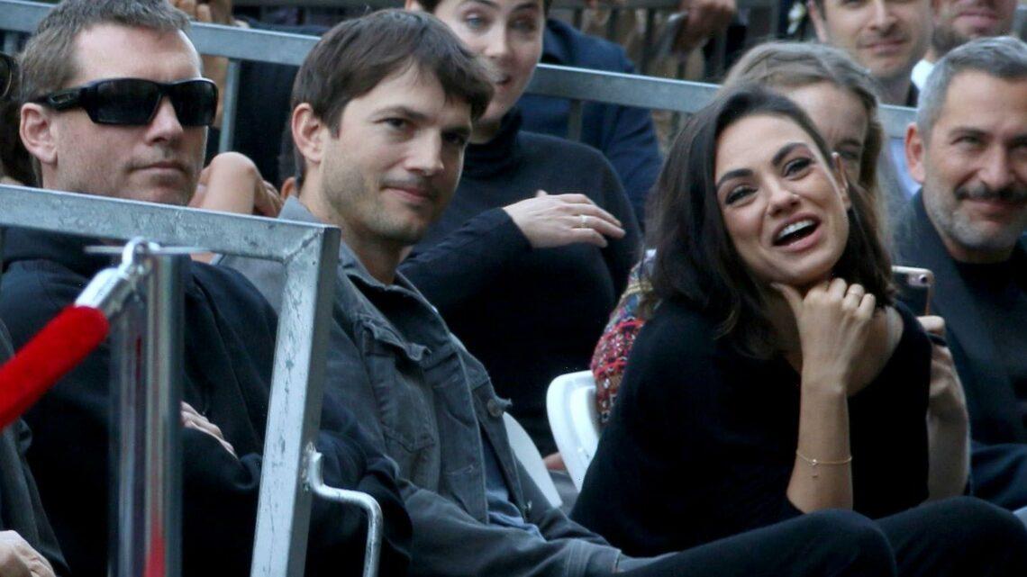 Mila Kunis Admits She Discouraged Ashton Kutcher From Investing In Uber