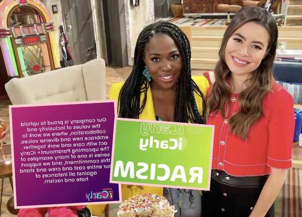 Miranda Cosgrove & iCarly Cast Shut Down Racist Viewers After New Cast Member Was Harassed Online!